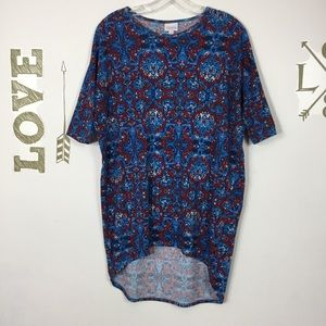 LuLaRoe Tops - LULAROE IRMA TUNIC TOP